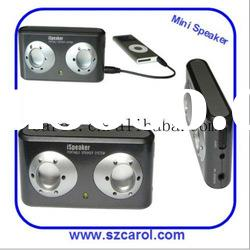 hot-saling low-price high qualitymp3 portable speakers for mp3 promotion