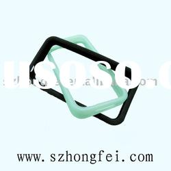 hot selling silicone cell phone frames