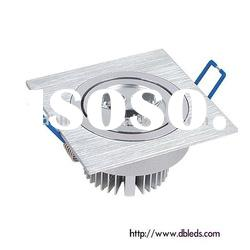 led lighting products 3W downlight led