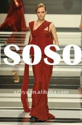 new collection red elie saab evening dress
