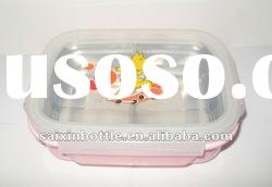 new food container stainless steel lunch box BPA Free