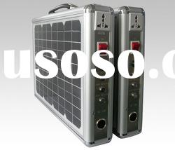 portable solar LED lighting system for home use KL-SPS-15W