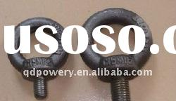 rigging eye bolt DIN 580