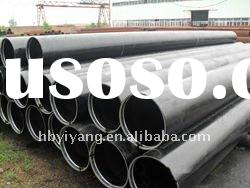 sch 160 black painted carbon steel pipe
