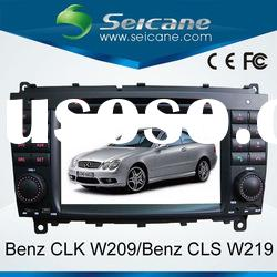specialized 2 din gps for Benz CLS W219