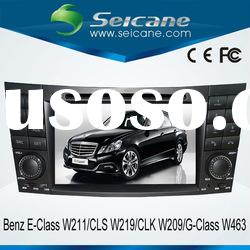 specialized car audio gps dvd for Benz CLS W219