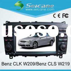 specialized car gps navigation for Benz CLS W219