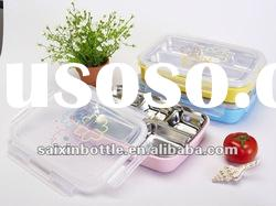 stainless steel lunc box food container