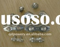 stamping duplex wire rope clip