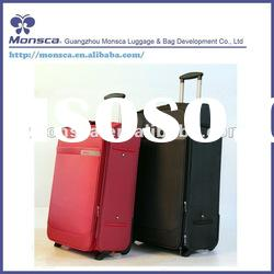 strongness trolley system expanable space leisure & fashion aluminium travel cases