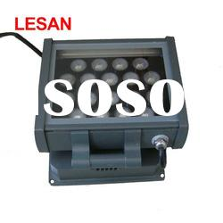 super bright 18w ip65 high power color changing outdoor led flood light
