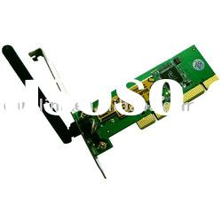 150M PCI Wireless Lan Adapter card with Detachable antenna