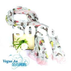 2011 Latest top design hign quality naugty lovely bear big square scarf