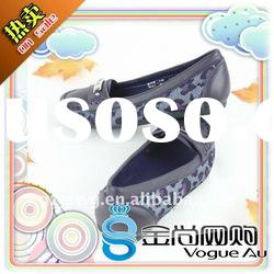 2011 New brand design girl fashion shoes and child shoes with top design