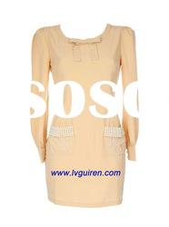 2012 top qualit and fashion ladies party dress