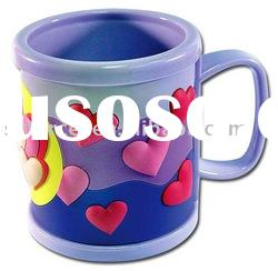 3D effect high quality personalized mug cup