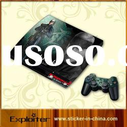 3M slim skin sticker for sony ps3 games