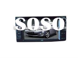 6.2 inch car gps dvd player for Toyota Corolla