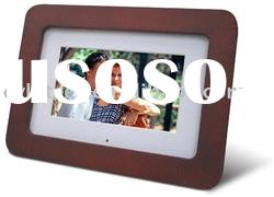 7 inch TFT screen with 262k color picture frame