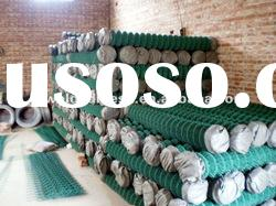Anping PVC Coated Chain Link Fencing System