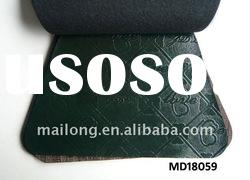 Artificial leather for decoration in wenzhou with decoration synthetic leather