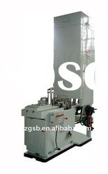 Automatic tin can lid machine for round can
