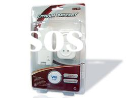 Battery Pack + USB Cable for Wii