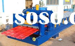 Competitive price Metal Sheet Roof Tile Forming Machine