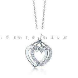 FASHION 925 SILVER NECKLACE JEWELRY P479