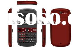 """FCA810 Latest 3G Android Mobile Phone With Qwerty Keypad,2.4""""QVGA Screen,3.0MP Camera,GPS"""