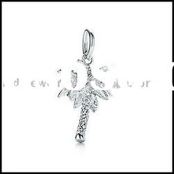 Fashion silver necklace pendant & silver jewelry for necklace