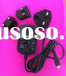 Fast Delivery Mobile Phone Mirco and Mini USB Travel Charger for BlackBerry