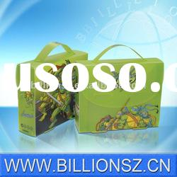Good quality customize offset printing plastic packaging boxes