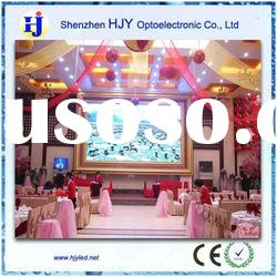 HJY Hotest Indoor Advertising Commercial LED Display