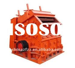 Impact crusher with high speed motor