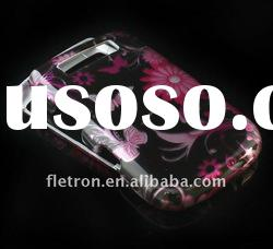 NEW Front Back HARD SKIN CASE COVER For BLACKBERRY TORCH 9800
