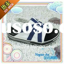 New Top Design Fashion National Flag Rubber Sandals