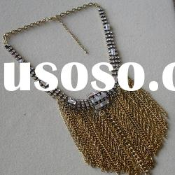 Newest Jewelry-Best selling costume jewelry necklace