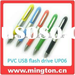 Promotion gift pen shape usb