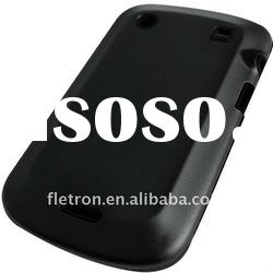 Two Layer Aluminum Metal Silicone Hard Case cover for BlackBerry Bold 9900 9930