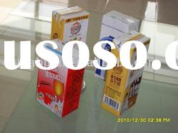 aseptic milk packaging paper