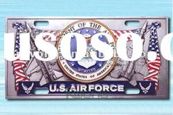 car number plate 3d, 3d products,usa license plate