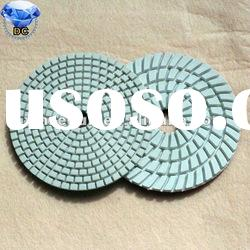 diamond angle grinder polishing pads