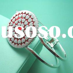 fashion sterling silver 925 jewelry bangle