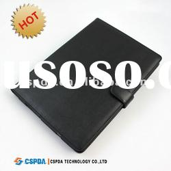 for ASUS TF201 - black Folio Carry leather Case Cover