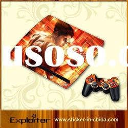 games sticker for sony ps3 slim cover skin