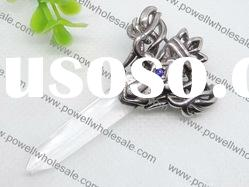 high quality Pendant,Rhinestone and stainless steel maked