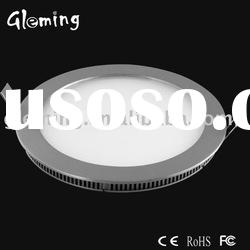 led round plastic ceiling light covers