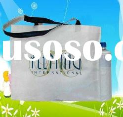 nonwoven recyclable shopping bag with printing