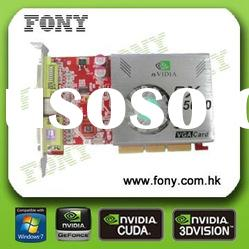 nvidia geforce AGP graphic card FX5600 256MB DDR